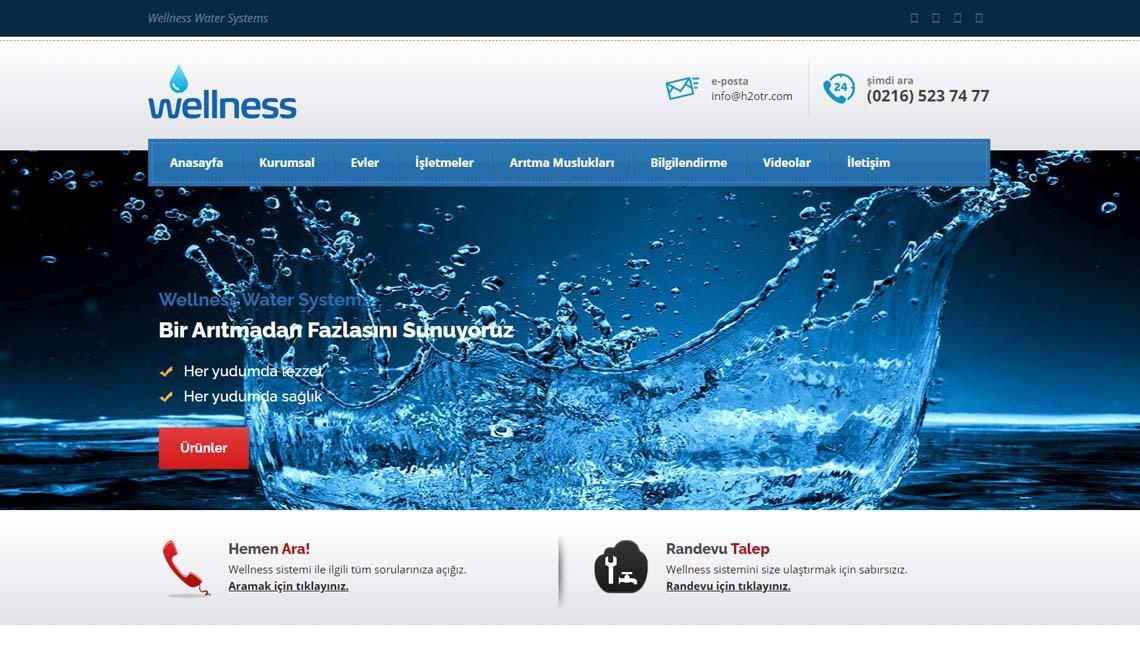 Mobil Web Sitesi
